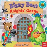 Bizzy Bear Knight's Castle - book cover image