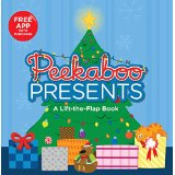 Peekaboo Presents - book cover image