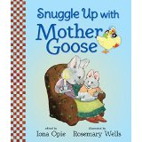 Snuggle Up with Mother Goose - book cover image