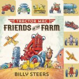 Tractor Mac: Friends on the Farm - book cover image