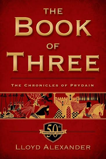 Book of Three - cover image