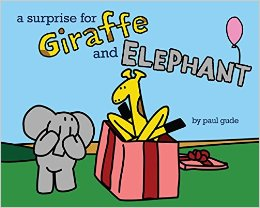 elephant and giraffe