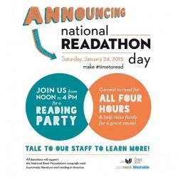 National_Readathon_Day