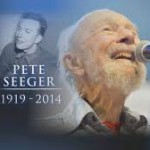 Pete Seeger and Morrie Turner Obituaries