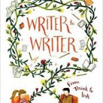 Professional Reading: WRITER TO WRITER by Gail Carson Levine