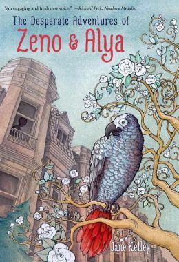 zeno and alya